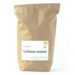 Økologiske Sultana rosiner