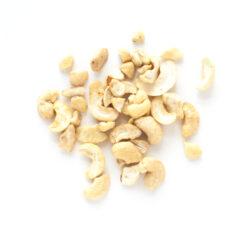 Økologiske Cashewnødder i stykker