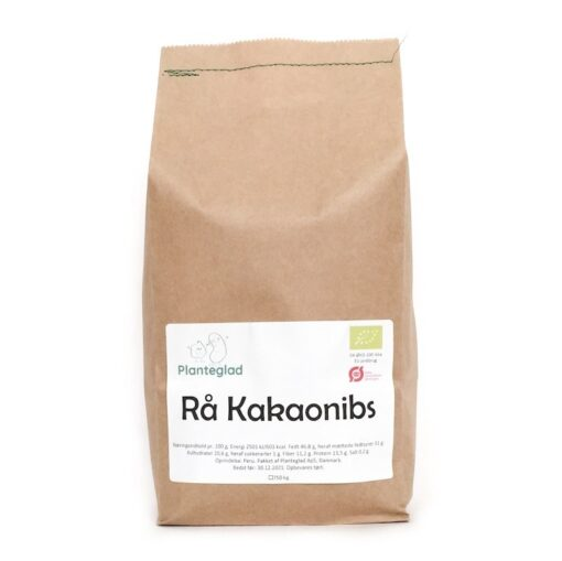 Økologisk raw cacaonibs